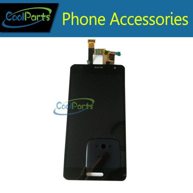 1 Шт./лот Черный Цвет Высокое Качество Для LG Optimus ГК F220K ЖК-Дисплей + Touch Screen Digitizer Ассамблеи Бесплатная Доставка