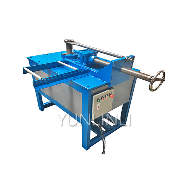5500W 400mm Electric Pipe Bending Machine With On-Line Lamination Process Tube Bending Machine 76 Type
