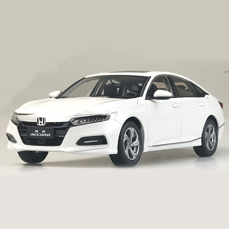 1:18 Alloy Pull Back Toy HONDA ACCORD Car Model Of Children's Toy Cars Original Authorized Authentic Kids Toys стоимость