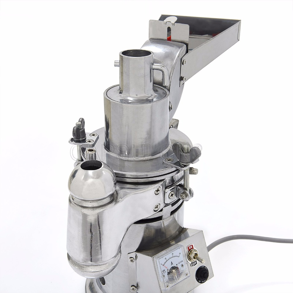 CapsulCN, DF-15 Automatic herb mills for chinese herb, coffee bean, grain 220V suzanne dejohn herb gardening for dummies