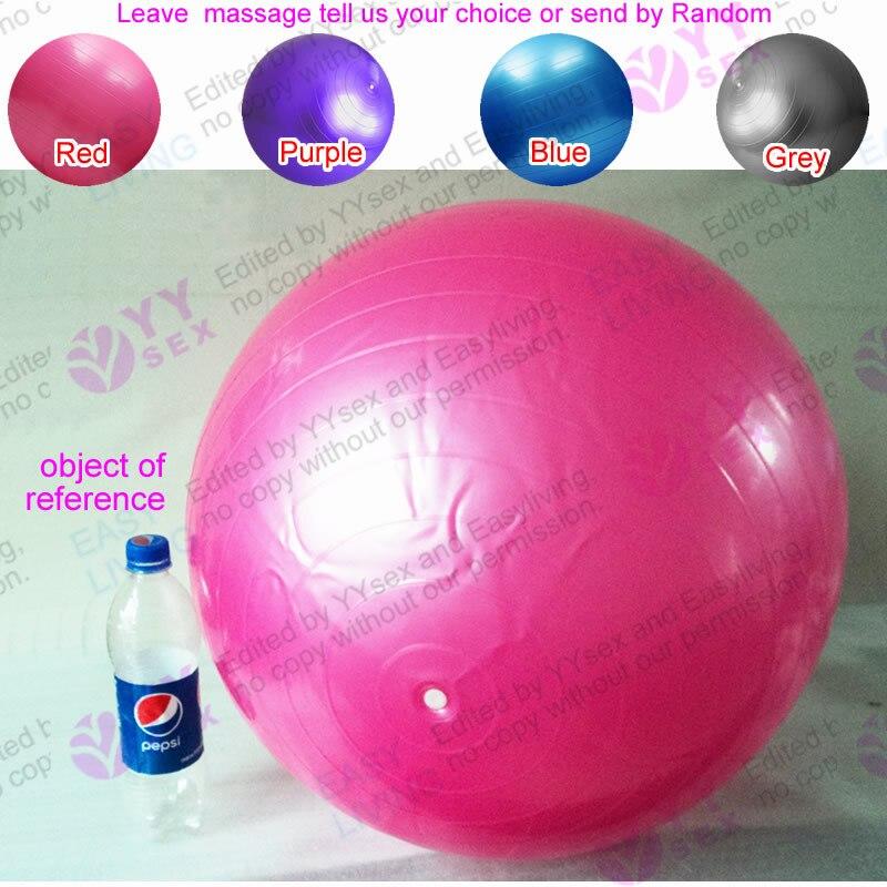 Sex on a body ball