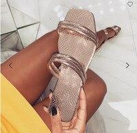 2019 г. женские сандалии без шнуровки летние шлепанцы Mujer Женская Праздничная обувь черного цвета в африканском стиле на плоской подошве 9050