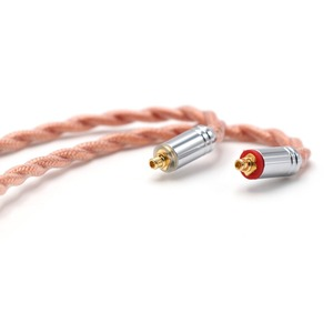 Image 5 - Linsoul LSC09 IEM HiFi Upgrade Cable 4 Core Single Crystal Copper Silver Plated Earphone Cable MMCX/ 2Pin 0.78 3.5mm 2.5mm 4.4mm