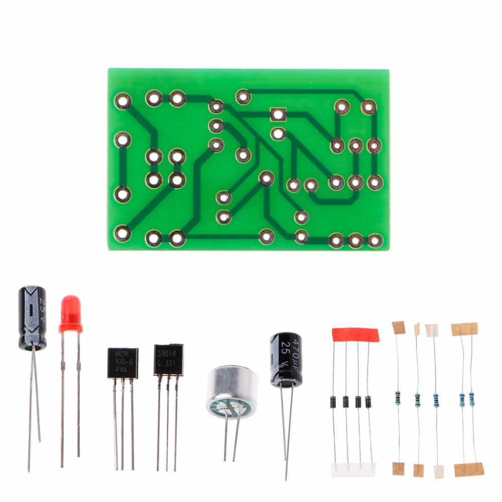 Buy Electronic Circuit Kits And Get Free Shipping On Led Flasher Universal 3v Circuits Designed By