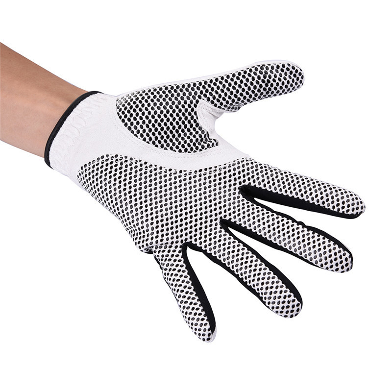 f1be5d4e6cd Pure Golf Gloves Men Wear Left Hand Sport Golf Gloves Sports Outdoor Gloves  Drop Ship Wholesale-in Golf Gloves from Sports & Entertainment on  Aliexpress.com ...