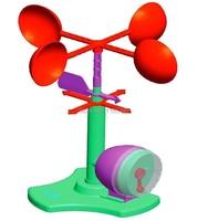 Modelli figli adolescenti bambini scienze della formazione scientifica sperimentale esperimento di prova giocattolo materiali anemometro