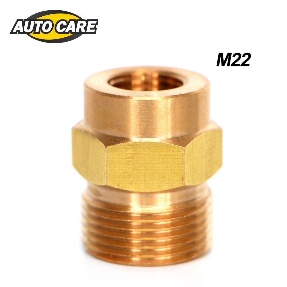 AutoCare Snow Foam Lance with M22 Male Thread Adapter Connection with High Quality