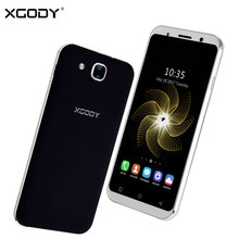 "Xgody S11 Smartphone 5.3 "" 1GB RAM 8GB ROM Quad Core Dual SIM Cards Android 5.1 Telefone Celular 3G Unlocked Mobile Cell Phones"