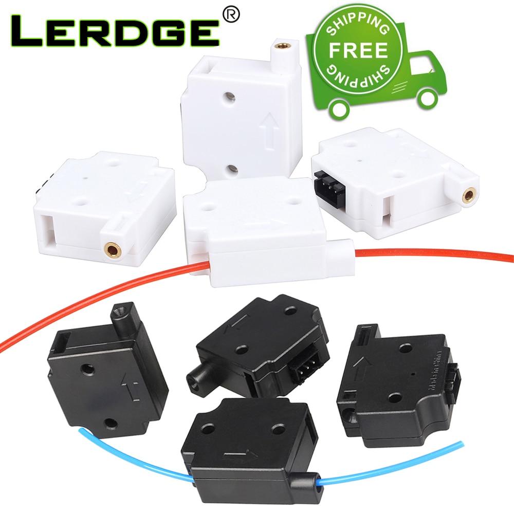 LERDGE 3D Printer Parts DIY Kit Material Detection Module For 1.75mm/3.0mm Filament Monitor Sensor Mechanical Endstop 5PCS