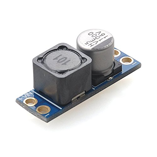LC-Filter 2AMP 2-4S / L-C Power Filter-2A 16V Reverse Polarity Protection for Transmission FPV Ripple Video Racing Quadcopter