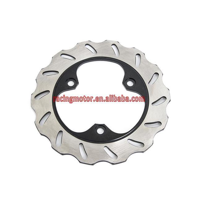 Motorcycle Steel Rear Brake Disc For Honda CBR 250 RH (MC17) 87