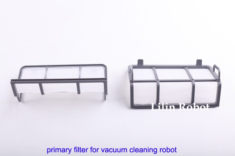 (For X500,B2000,B3000,B2005,B2005 PLUS) Primary Filter for Vacuum Cleaning Robot, 2pcs/pack, Vacuuming Tool Parts for x500 b2000 b3000 b2005 left
