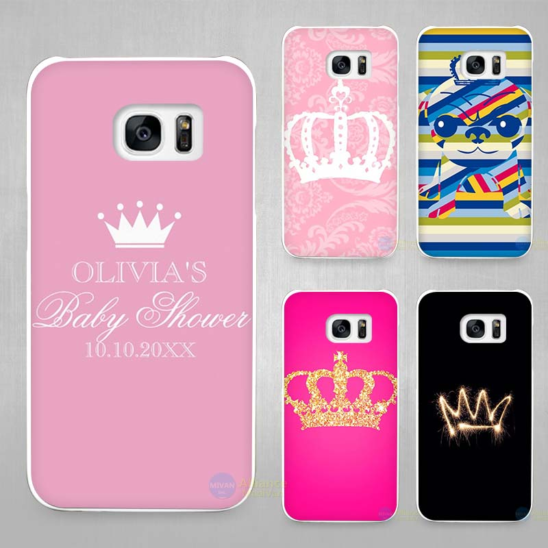 princess queen boss crown king king hard white coque shell shell case cover phone. Black Bedroom Furniture Sets. Home Design Ideas