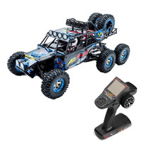WLtoys 12628 RC Car 1/12 2.4G 6WD 40Km/h High Speed Cars RC Rock Crawler Off road Climbing SUV Truck Model Vehicle