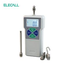 ELECALL ELK-100 Digital Dynamometer Force Measuring Instruments Thrust Tester Digital Push Pull Force Gauge Tester Meter cheap 100N