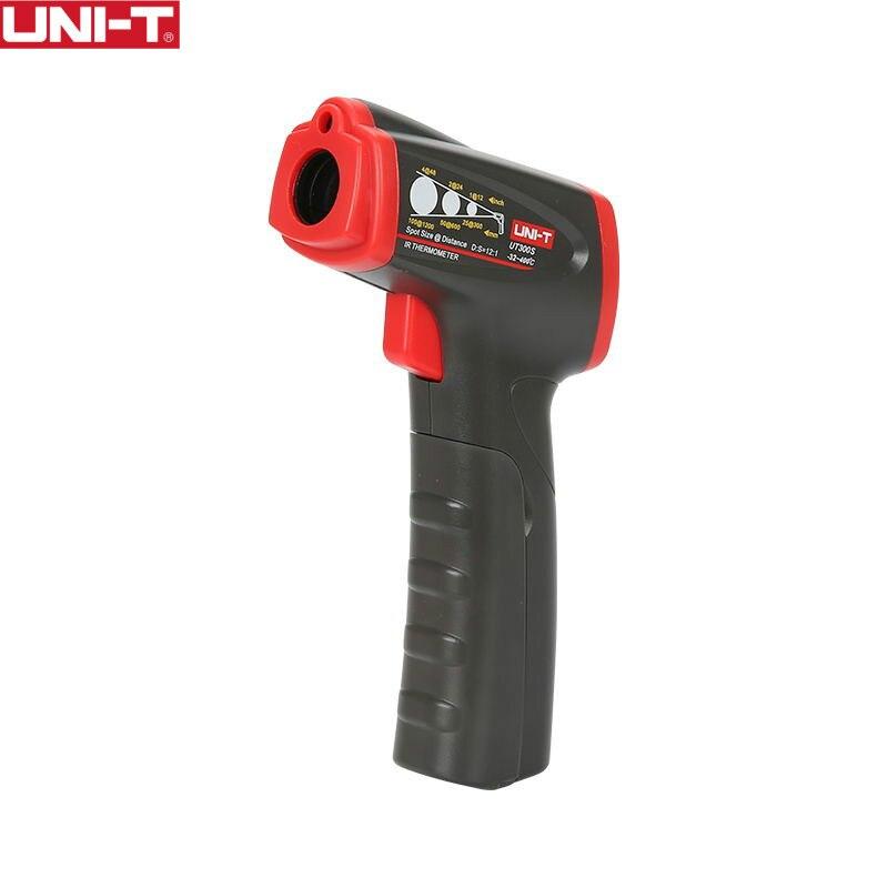 UNI-T UT300S digitale termometro a infrarossi della Temperatura senza contatto di SCANSIONE di Misura Display Industriale termometro Digitale a infrarossi