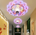 2015 nova pequeno lustre lâmpadas de luz de teto para decoração de sala de jantar luminária, Frete grátis abajur pengkilap