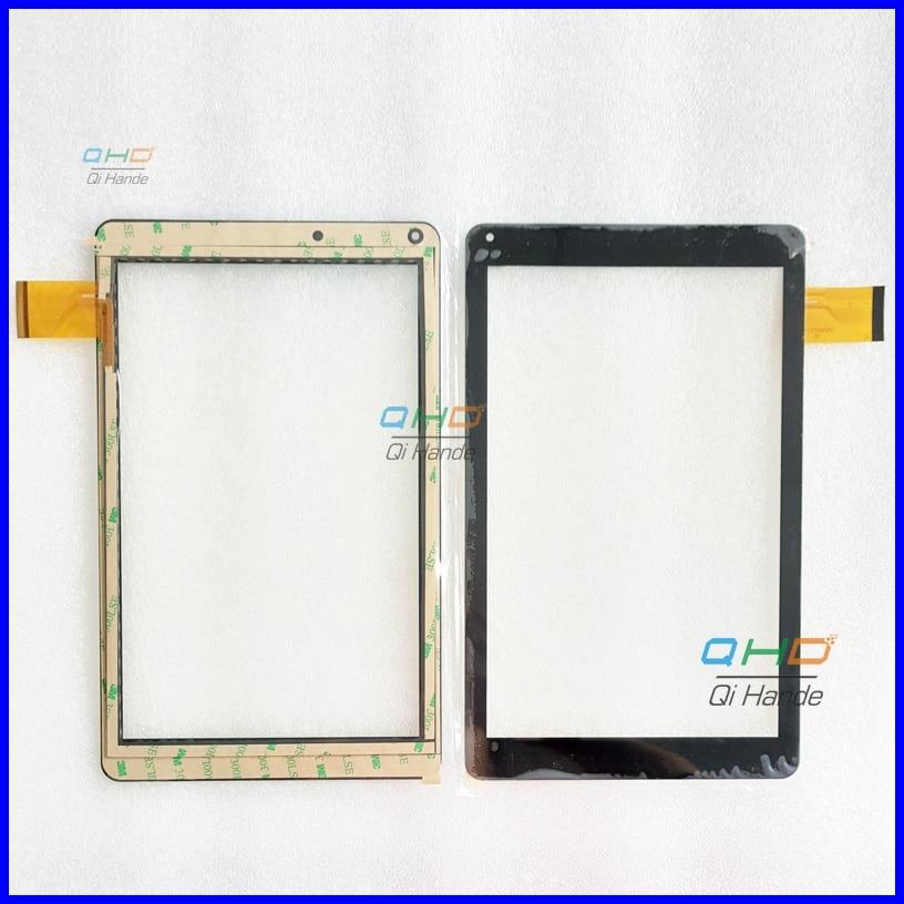 10,1 pulgadas de pantalla táctil 100% nuevo para Prestigio Multipad zabio 3131 3G PMT3131_3G_D touch panel tableta PC panel táctil digitalizador
