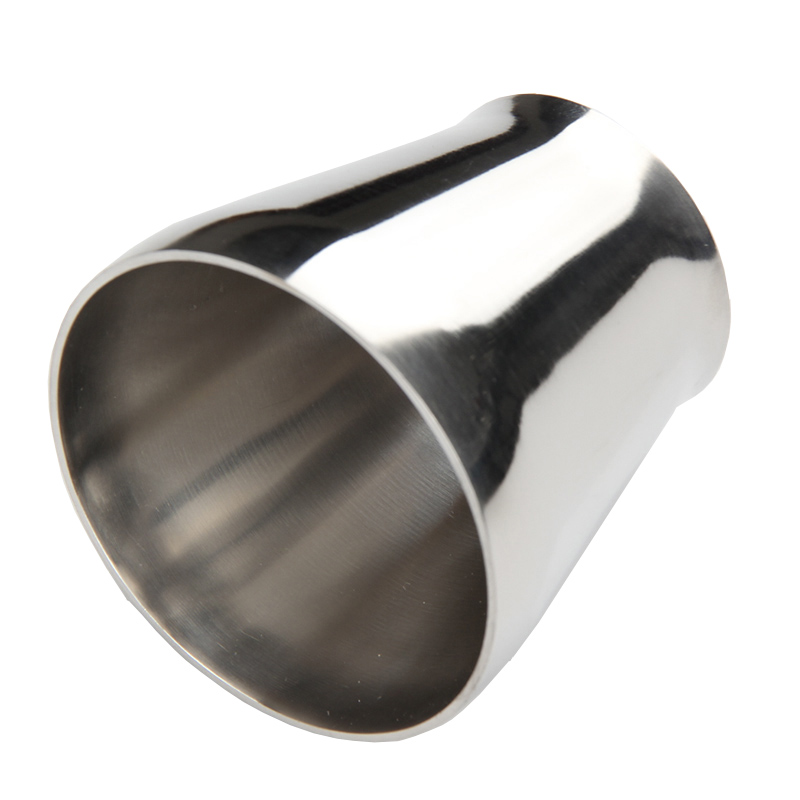 SS304 Stainless Steel Sanitary Weld Concentic Reducer Pipe Fitting