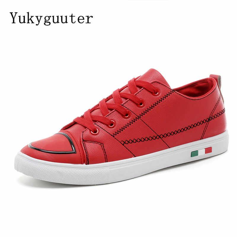 Homens Skate Shoes Esporte 2018 Fresco Peso Leve Tênis Ao Ar Livre Calçados esportivos Respirável E Confortável de Alta Qualidade
