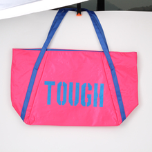 New wave ladies bag simple fashion large capacity bag casual shoulder Messenger