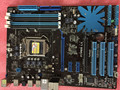 Usado original asus p7p55 lx 1155 ddr3 para intel p55 (alternativa para asus p7h55)