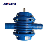 Aiyima Hand Electric Drill Pump Mini Self suction Water Pumps 0V DC Brushless Micro Submersibles Motor Ultra Centrifugal Pump