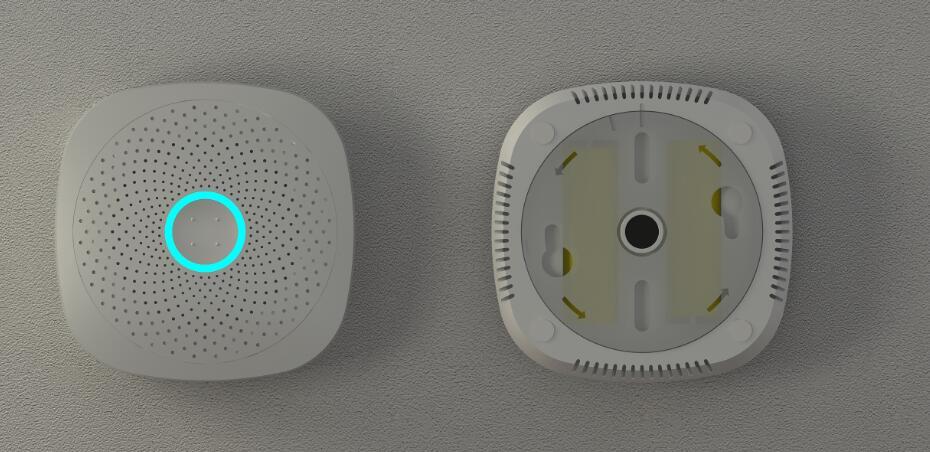 Bid discount Standalone Carbon monoxide gas detector built in big sounds siren/horn полукомбинезон columbia widgeon bid хаки камыш