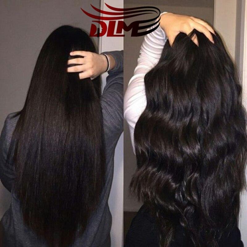 Dye Human Hair Wig 84