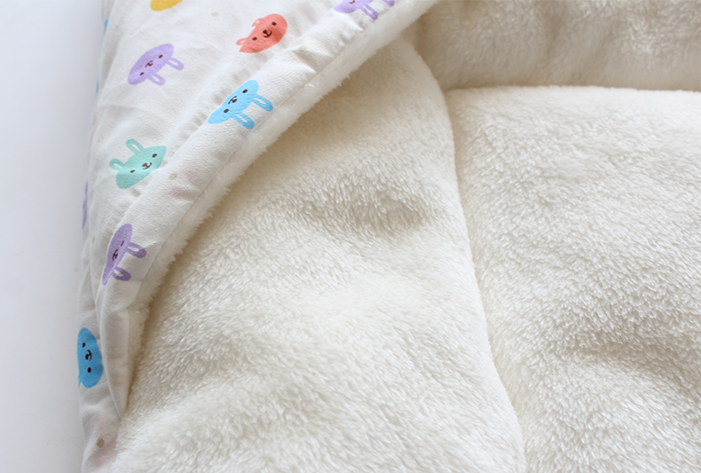 Super Soft Baby Winter Swaddle