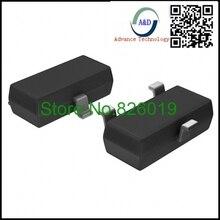 200 шт./лот Оригинальный BC 857B E6327 TRANS PNP 45 В 0.1A SOT-23 Транзисторы Одного