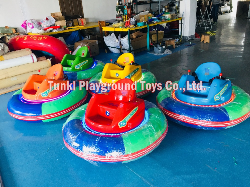 Cheap Inflatable Electric Bumper Car Ride