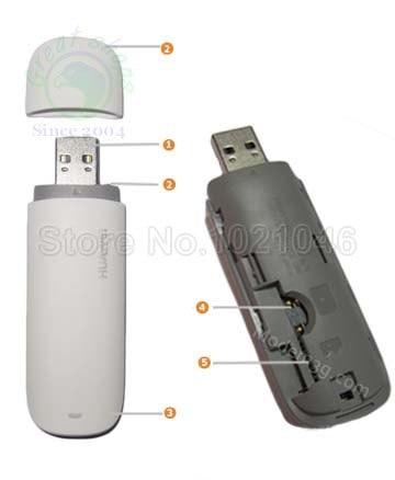 US $15 14 42% OFF|Huawei E173 Unlocked 7 2M Hsdpa USB 3G Modem dongle mini  3g modem UMTS WCDMA 900 2100MHz e163 e3131 e1550 e1750-in 3G Modems from