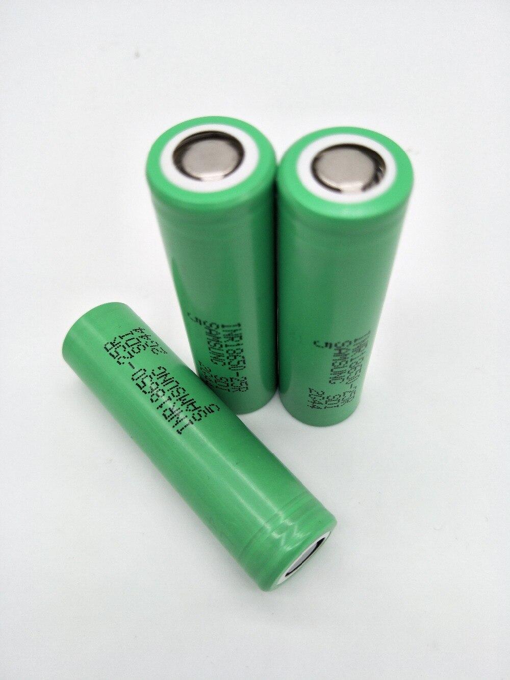 Baterias Recarregáveis originais 18650 2500 mah baterias Marca : Liitokala