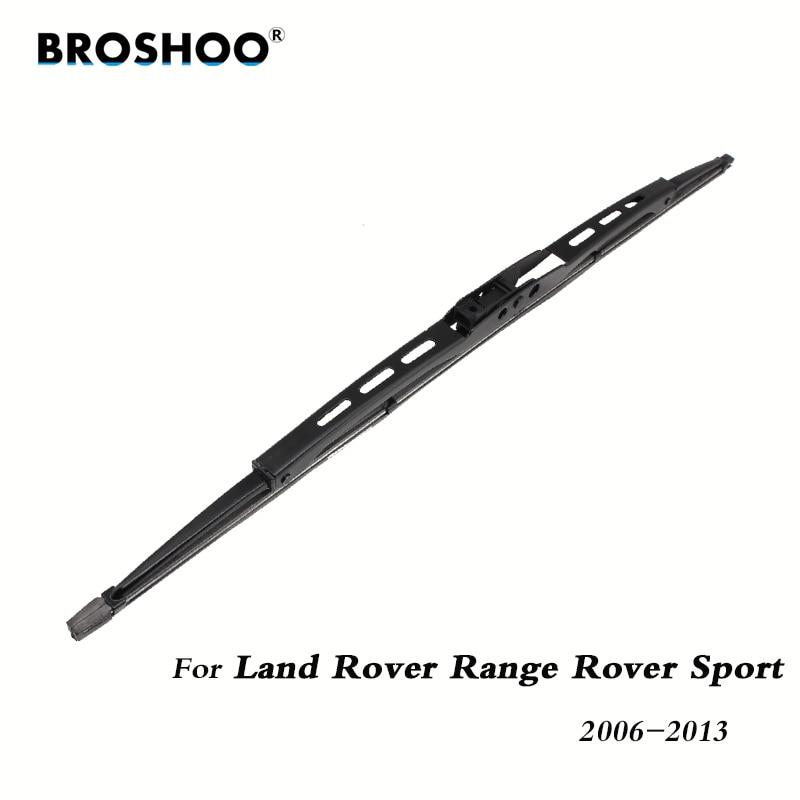 BROSHOO Car Rear Wiper Blades Back Windscreen Wiper Arm