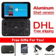 Новая версия оригинальный gpd Win геймпад Планшеты PC портативных игровой консоли X7 Z8750 Окна Bluetooth 4.1 4 ГБ/64 ГБ геймпад игры игрок