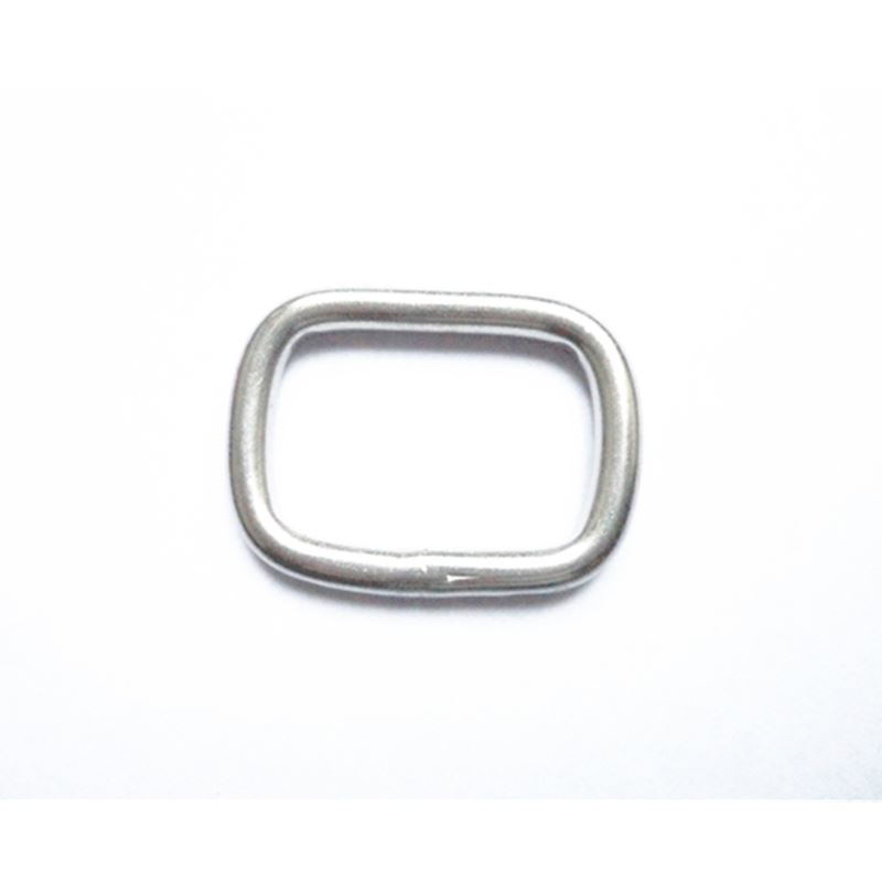 Luggage Accessories Stainless Steel Strap Buckle Square Buckle 10PCS/Lot W034