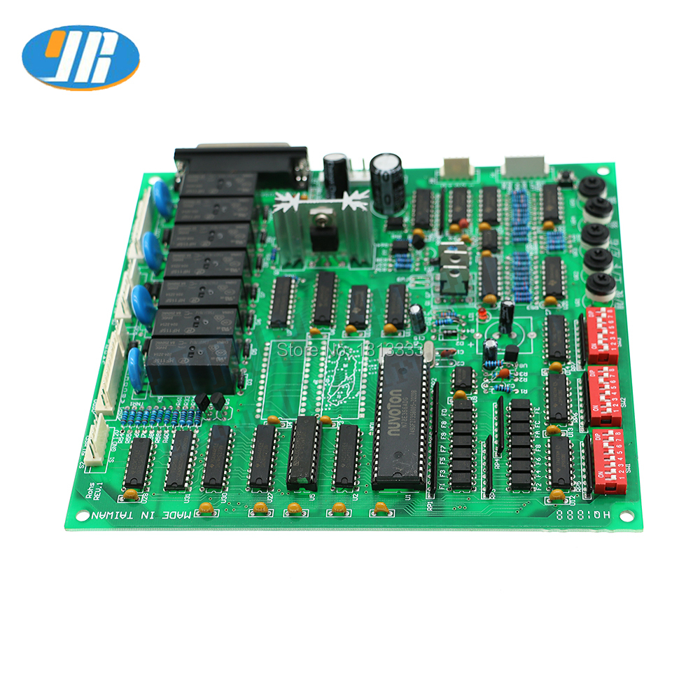 One Set Claw Game Board Crane Game Machine Control Board With Wire Harness Display Board