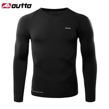 Cycling Base Layers Long Sleeves Compression Tights Bicycle Running Bodybuilding Bike Clothes Jersey