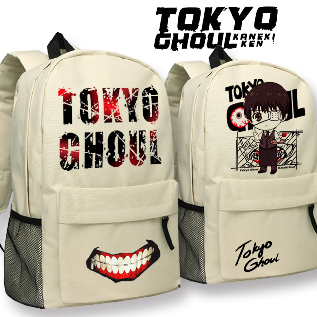 Tokyo Ghoul School Bag for Students Boys Girls Ken Bookbag Perfect School Opening GiftsTokyo Ghoul School Bag for Students Boys Girls Ken Bookbag Perfect School Opening Gifts
