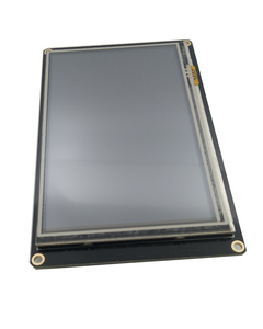 Image 4 - NX8048K050 Nextion 5.0 تعزيز HMI ذكي الذكية USART UART اتصال المسلسل TFT وحدة عرض LCD لوحة ل التوت بي كيت