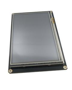 Image 4 - NX8048K050 Nextion 5,0 Улучшенный HMI Интеллектуальный USART UART серийный сенсорный TFT ЖК модуль панель дисплея для набора Raspberry Pi