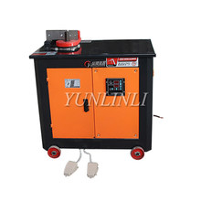High Speed Rebar Bender Iron/ Steel Bar CNC Bending Machine Construction building Hoop Bending Device GF25(China)