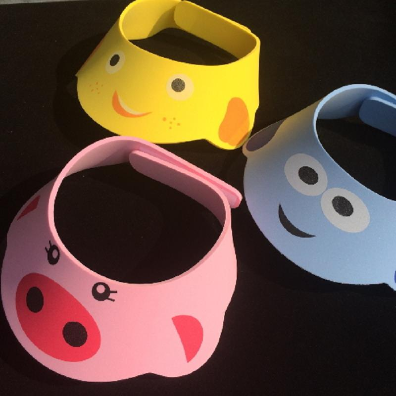 1Pcs Baby Shower Products Stuff Kids Head Protector Cap Baby Care Products For Children Cartoon Animal
