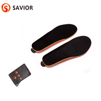 New Remote control heated Insole outdoor sports outside working foot warmer winter keep warming women men 3 levels control