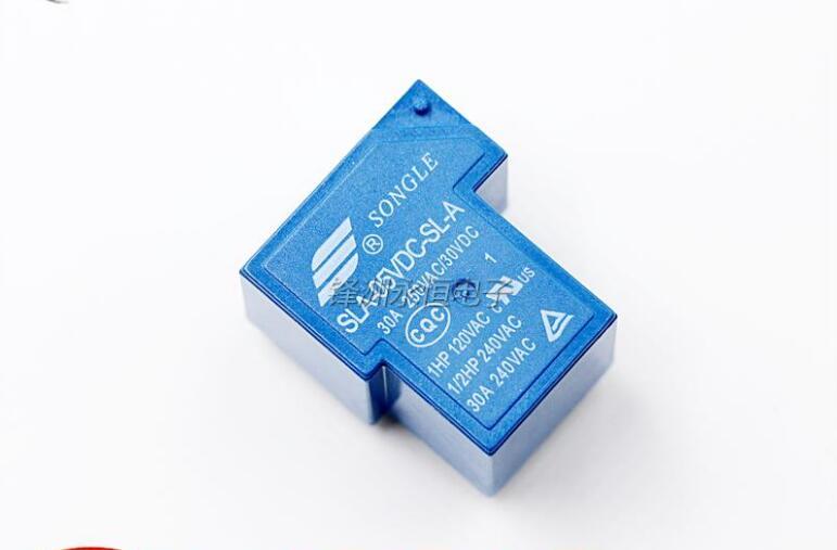 6pcs T90 Relay SLA 24VDC SL A 250V 30A Relay 6 Pin Songle