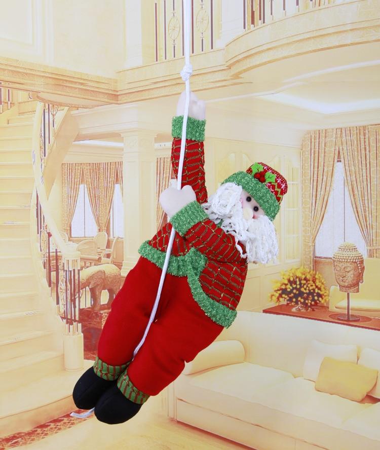 Climbing Santa Decoration Reviews - Online Shopping