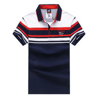 2018 Summer Polo Shirt Men Cotton Polo Shirt Men For Mens Casual Polo Shirt Brand Tace