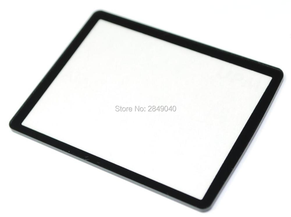 New LCD Screen Window Display (Acrylic) Outer Glass For CANON 1100D For EOS Rebel T3 For EOS Kiss X50 Screen Protector + Tape