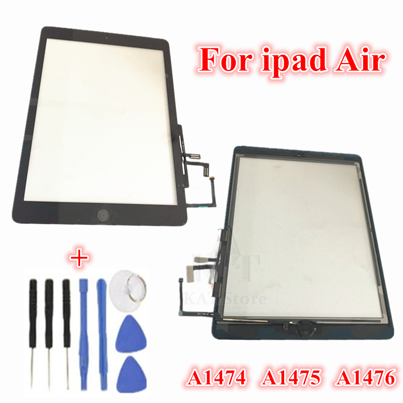 A1476 Touch Screen Digitizer Replacement Lot For Apple iPad Air 1 A1474 LCD